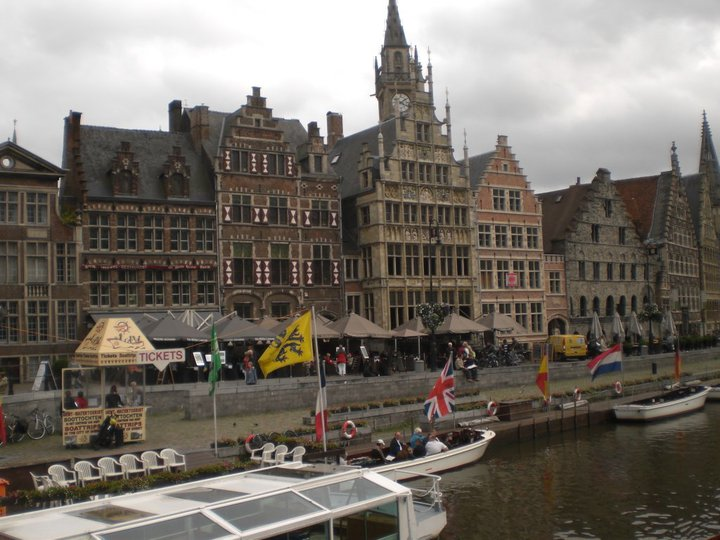 best places in Belgium