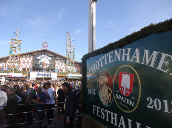 Best Oktoberfest Beer Tents