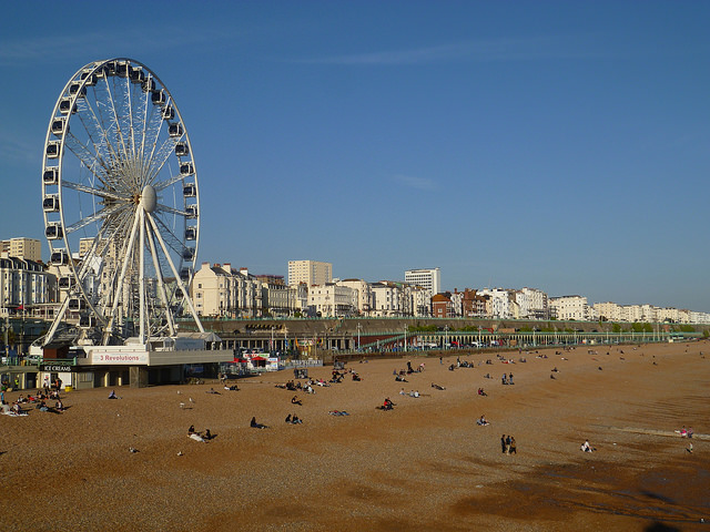 brighton england travel blog