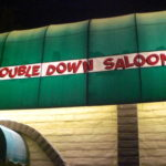 Rolling The Dice at The Double Down Saloon in Las Vegas