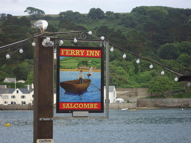 salcombe south devon