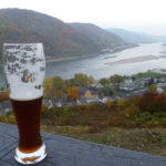 Travelly Picture: Beer Above Bacharach, Germany