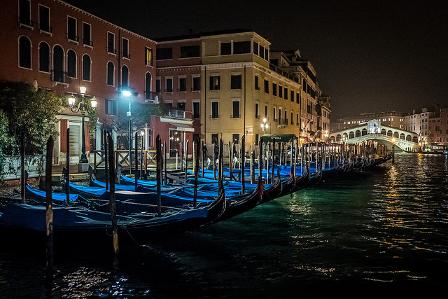 avoiding crowds in venice
