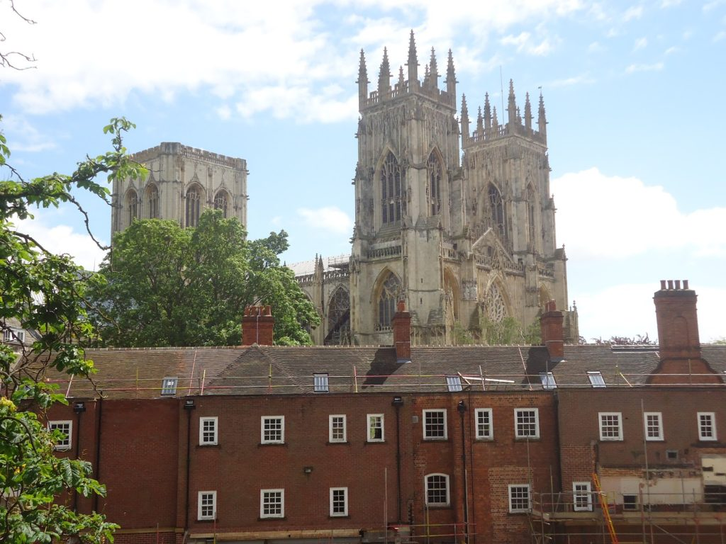 one day in york england